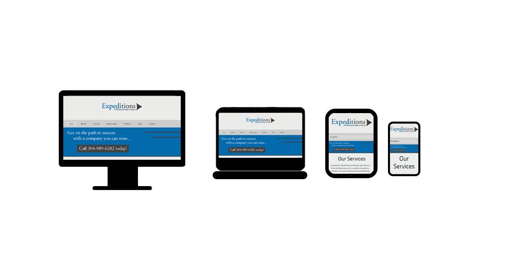 Responsive Web Design Dunbar WV