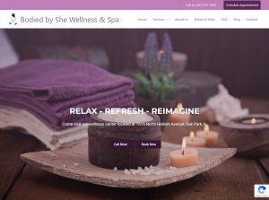 Medical Spa Website Illinois